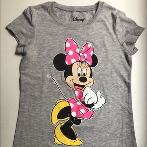 Disney Minnie Mouse Tee 7/8